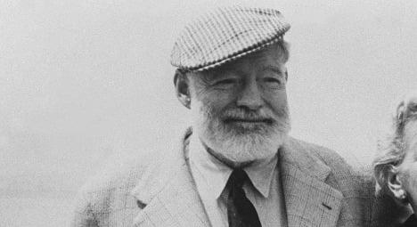 When Ernest Hemingway took back the Ritz bar