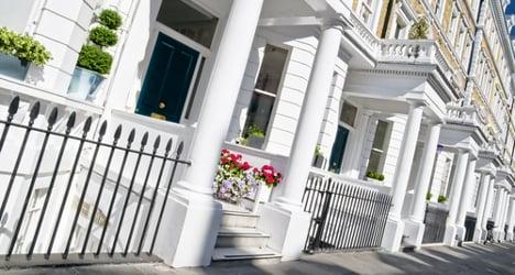 Italians squirrel most cash into London homes
