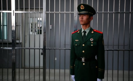 China orders German's execution for murders