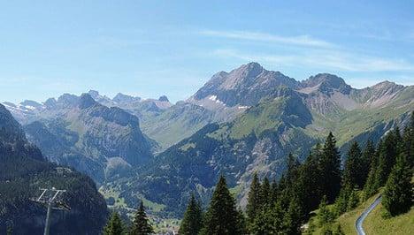Swiss mountains claim latest hiker victim