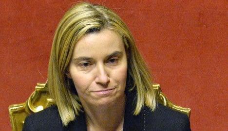 Italy calls EU meeting on Iraq crisis