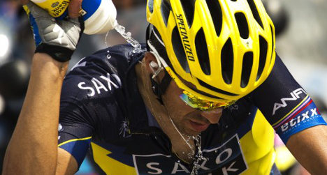 Spain's Tour so hot cyclists lose 4.5kg a day