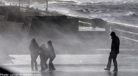 Stockholm warned as 'Hurricane Bertha' nears