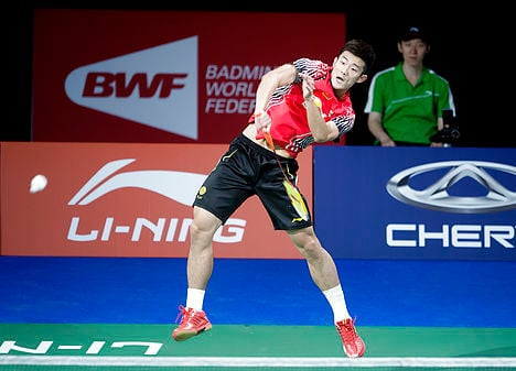 Chinese stars cruise to wins in Copenhagen