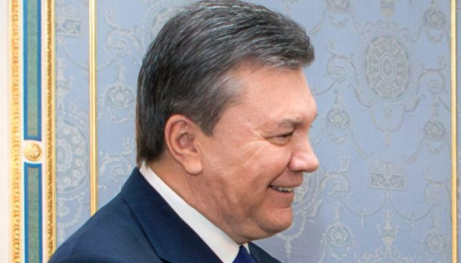 Ukraine seeks Swiss help over ex-regime assets