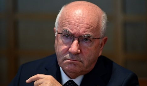 Uefa to probe football chief's alleged racism