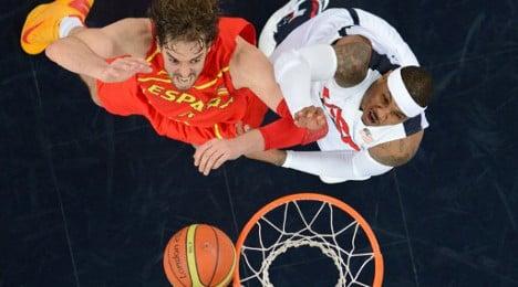 Hosts Spain aim to upset under-manned Team USA