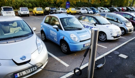Boom in electric car sales under fire