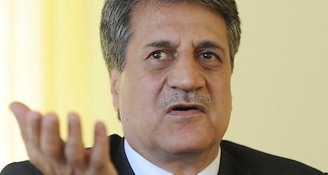 Muslim leader 'appalled' by suspected jihadists