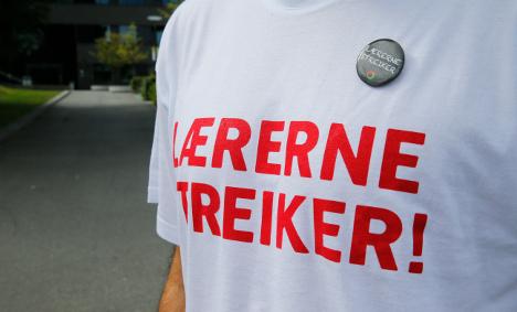 Teachers' unions meet to reach strike resolve