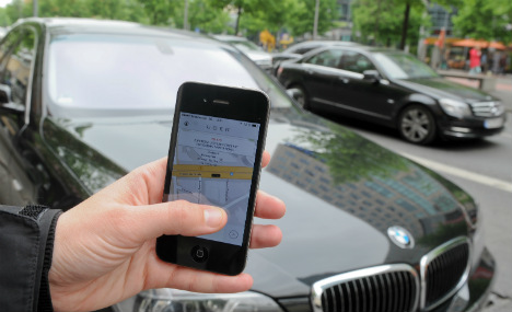 Uber drives on in Berlin