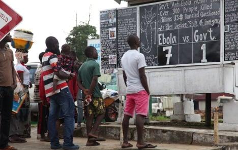 German student tests negative for Ebola
