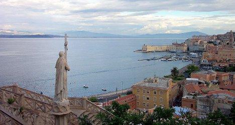 'Bankrupt' Italian couple caught on luxury yacht