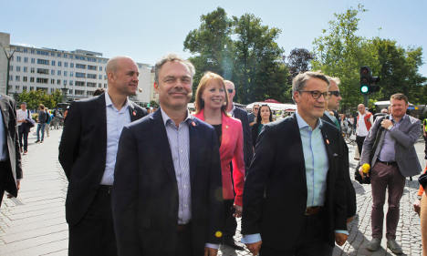 Why Sweden's election oozes uncertainty