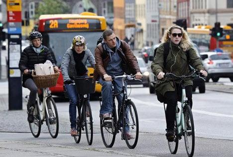 Copenhagen cyclists to get another new bridge