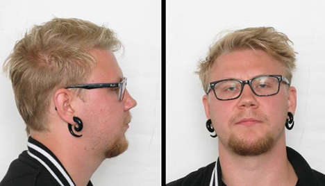Øyer fire death: Police hunt missing step-son