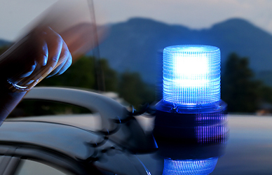 German leads Tyrol police on 100km chase