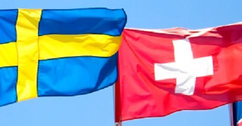 Most Swiss want Sweden to be next door