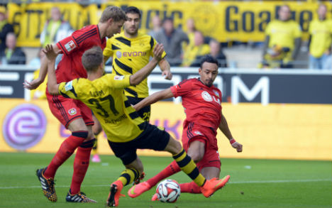 Nine seconds: Bellarabi scores fastest goal
