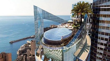 Riviera penthouse to be 'world's most expensive'