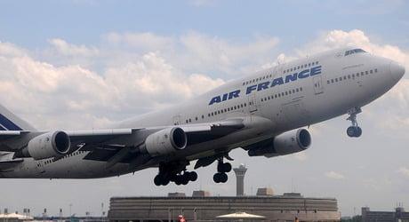 Air France pilots set for week-long strike