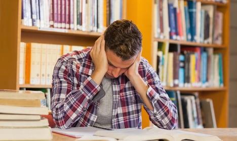 Norway students suffer financial shortfall