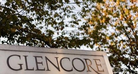 Glencore Xstrata switches back into black