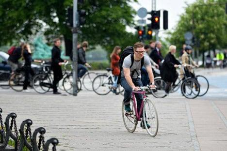 Get off your high horse, Copenhagen cyclists