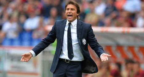 Antonio Conte named as new Italy coach