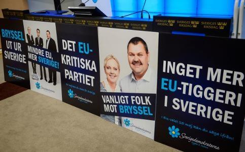 Transport body shuns 'racist' Sweden Dems ad