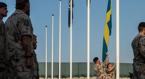 Military raises readiness level over Ukraine