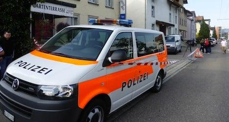 Teen shot dead in Saint Gallen city mosque