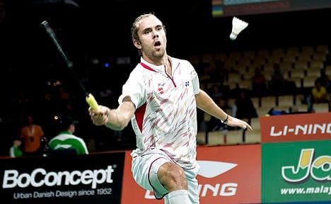 Jørgensen opens world title bid with win