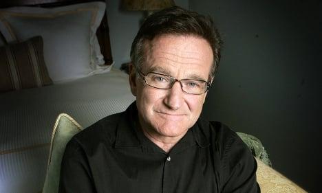 Sweden's Skarsgård pays tribute to Robin Williams