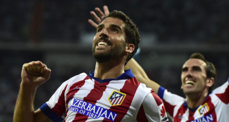 Ronaldo injured as Atlético nab 1-1 draw