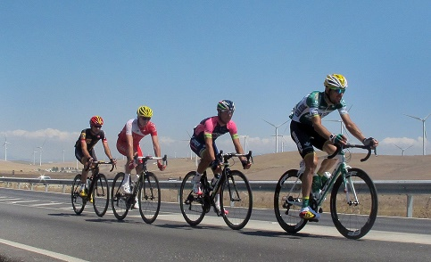 De Marchi sprints to Vuelta stage win