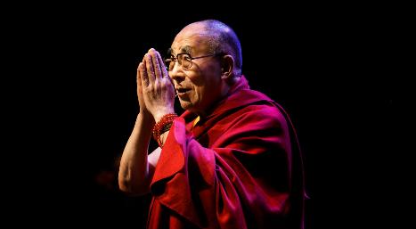 Dalai Lama to visit Norway early 2015