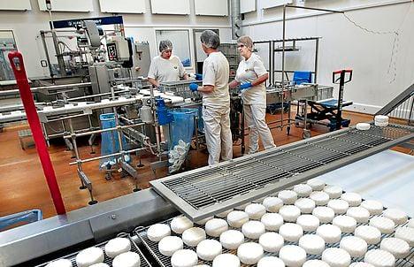 Arla cuts 79 jobs due to Russian import ban