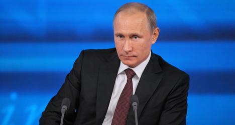 Renzi slams Putin for 'escalation' in Ukraine