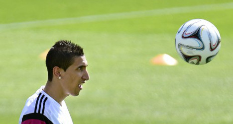 Di María wants out of Real Madrid: Ancelotti