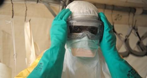 Italian woman in suspected Ebola case