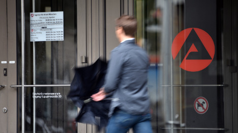 Germany posts weaker job figures