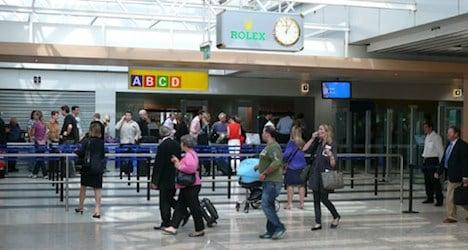 Lost passenger sparks Geneva airport scare