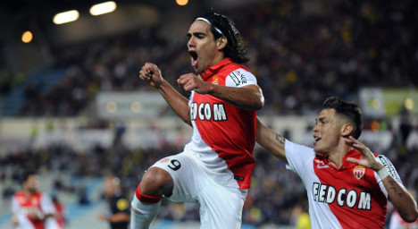 Monaco and Marseille earn first wins of season