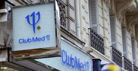 Italian businessman leads race for Club Med
