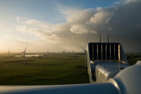 Vestas raises guidance as headwinds subside