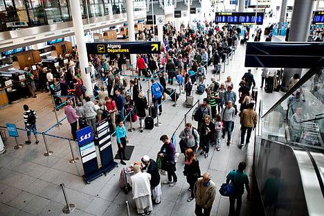 Copenhagen Airport sets another passenger record