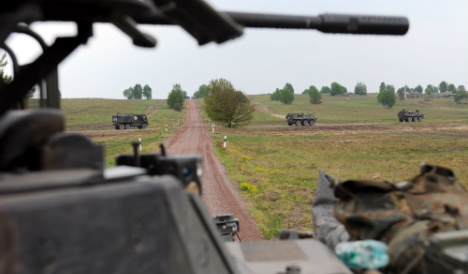 German coalition bickers over arms exports