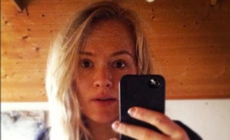 Interview: Helene Meldahl, selfie artist