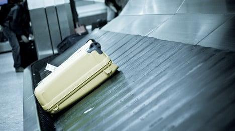 Zurich airport staff in baggage fine prize draw